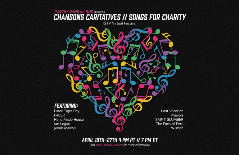 Chansons caritatives // Songs for Charity