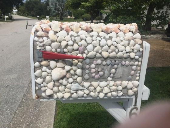 Shell Mailbox