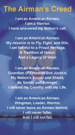 airman's creed