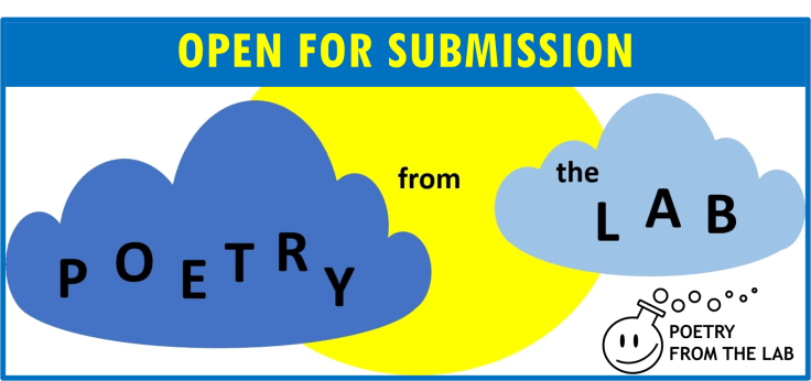 open for submission the poetryfromthelab.com weibsite