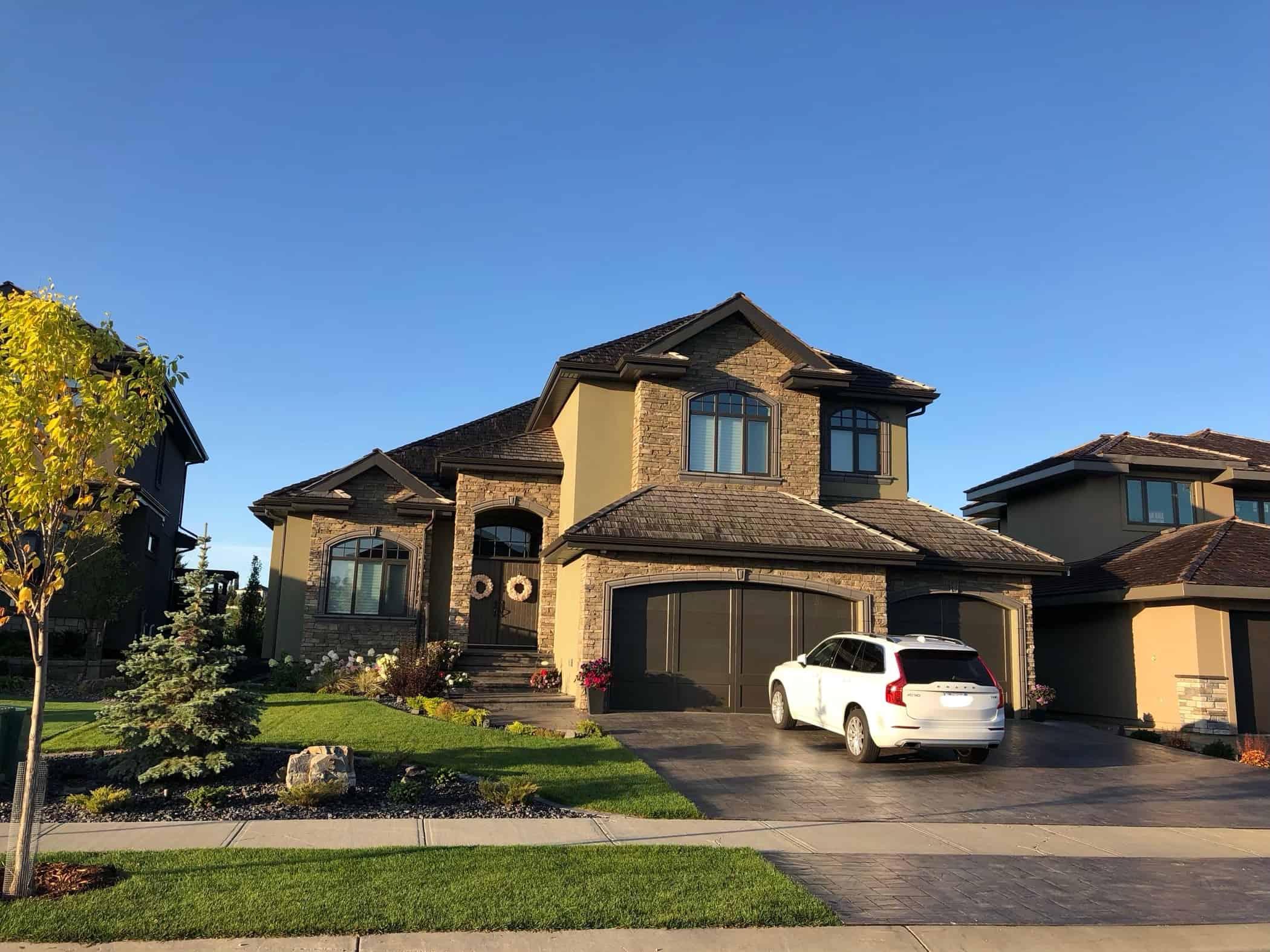 custom home Edmonton