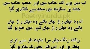 Deed Ki Aik Aan Mein Kaar-e-Dwaam Ho Gaya