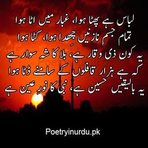Karbala quotes and shayari