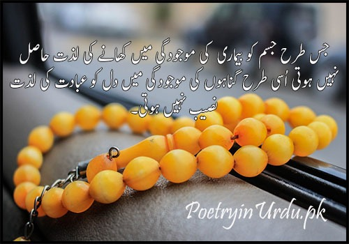 Quotes of Islam in Urdu
