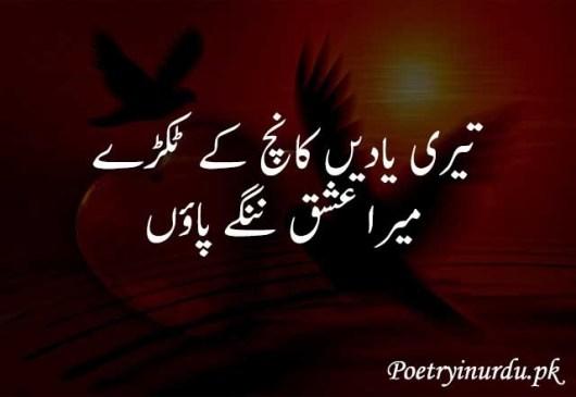 ishaq dard poetry