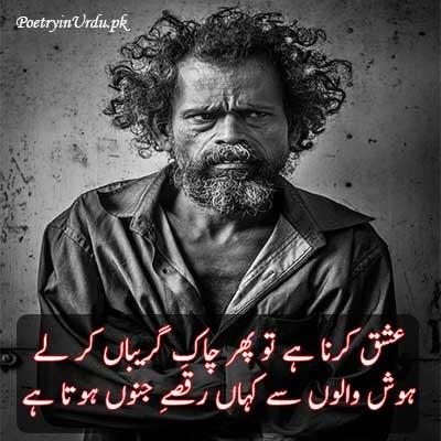 Ishq urdu poetry