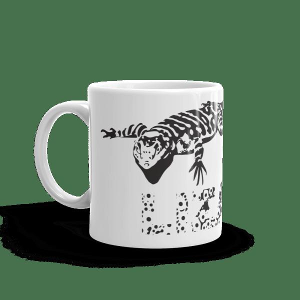 My Lizard Coffee Cup