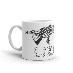 My Lizard Coffee Cup
