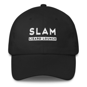 Slam Hat Black