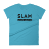 Slam T-Shirt Women Light Blue