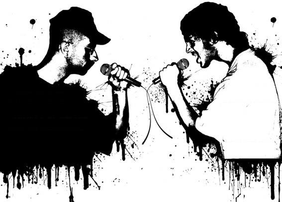 Poet vs Rapper