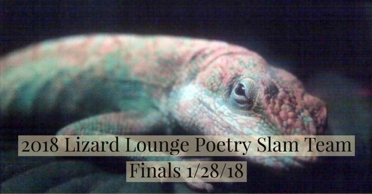 Lizard Lounge Poetry Slam