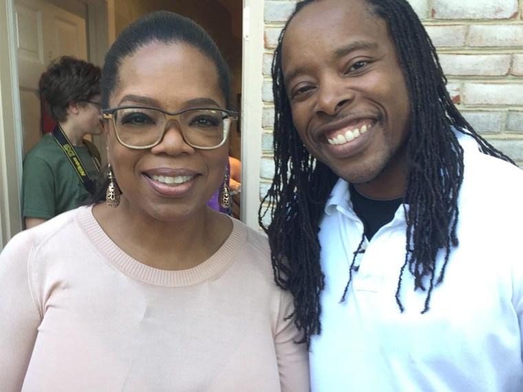 Oprah and Omekongo