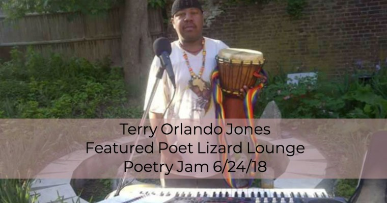 """Terry """"Orlando"""" Jones"""