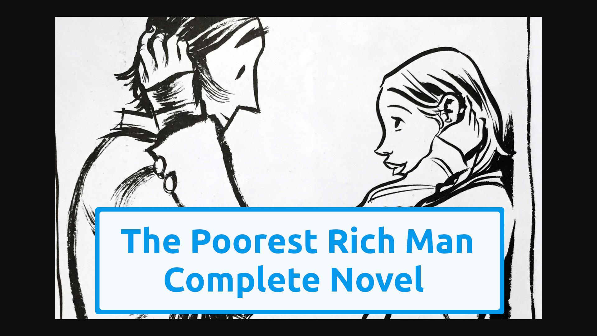 Vaeseima rikka mehe romaan