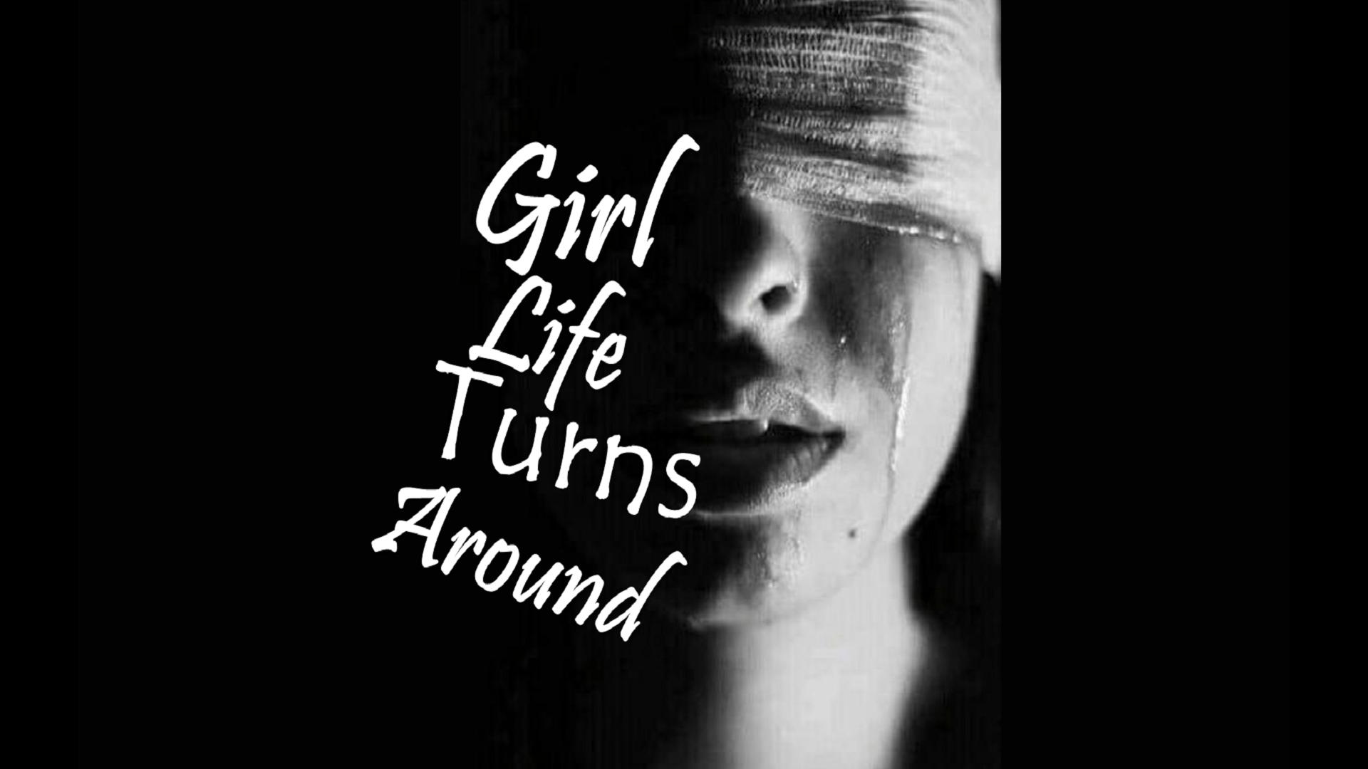 Życie dziewczyny kręci się wokół powieściowej okładki
