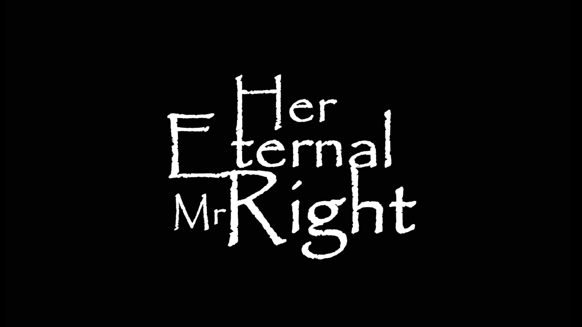 Her Eternal Mr Right Novel Cover Image
