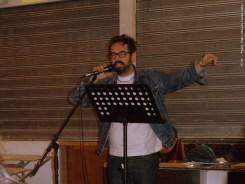 Dimitri Ruggeri_Poetry Slam Abruzzo Centro Italia 2016
