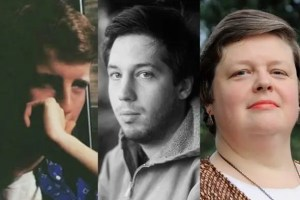 Ben Britton, J.P. Grasser and Jo Angela Edwins