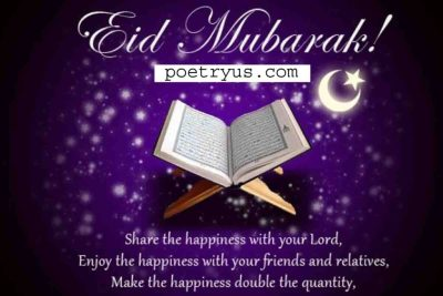eid poetry in english