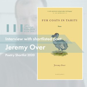 Wales Book of the Year 2020 WBOTY Jeremy Over Fur Coats in Tahiti Literature Wales