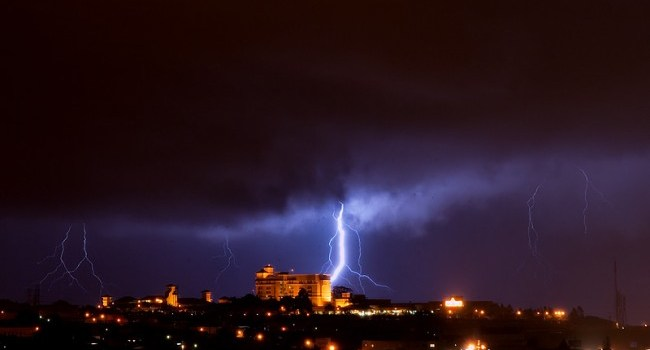 The Thunderstorm