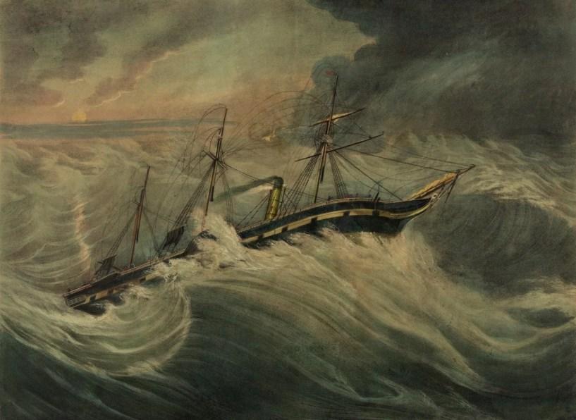 the-president-steam-ship