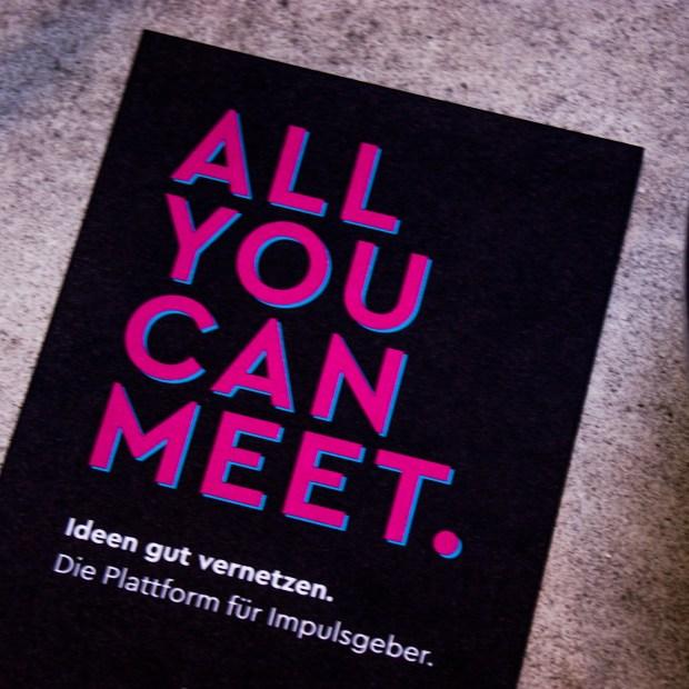 All you can meet in Gera - Gespräche Event Management für Impulsgeber