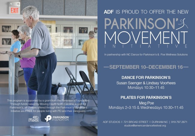 National Parkinson's Foundation Grant