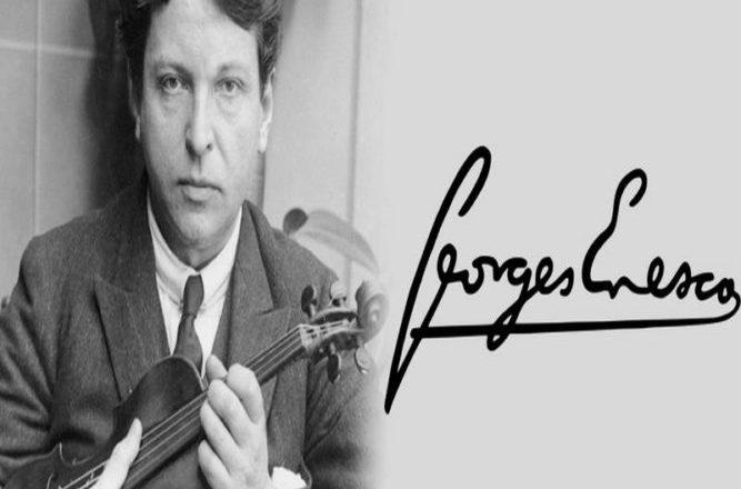 george-enescu geniul muzicii clasice