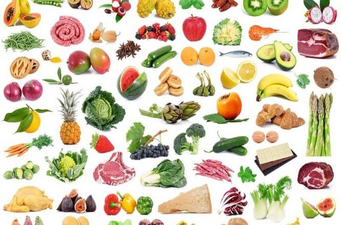 alimentele nutritive pentru organism