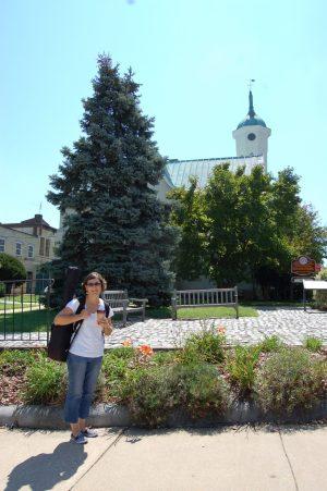 Susanne in Fredericksburg, Virginia