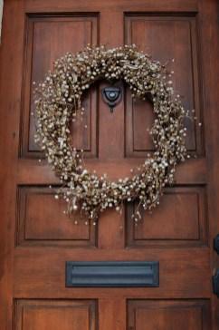 Front door in Alexandria