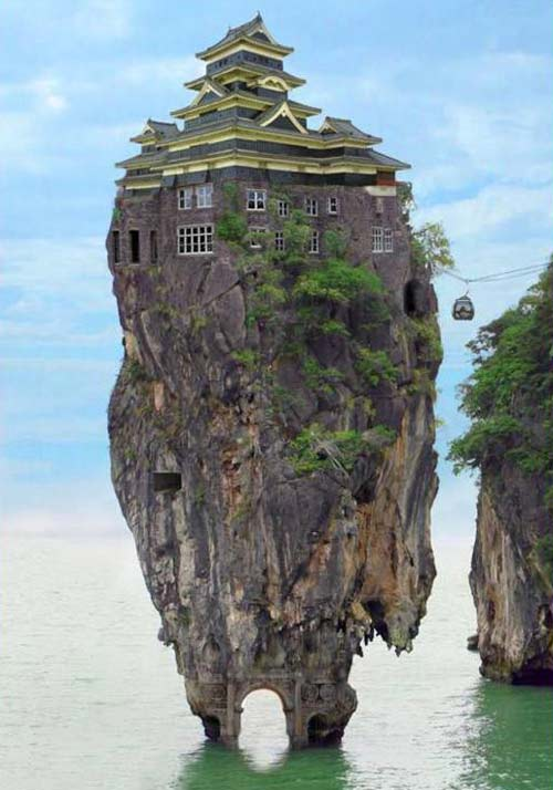 Fairy House? Elven Abode?