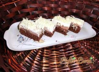 Reteta de prajitura cu trio ciocolata