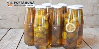 Dulceata de smochine (smochine caramel)