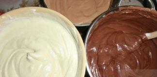 Ganache de ciocolata cu lapte
