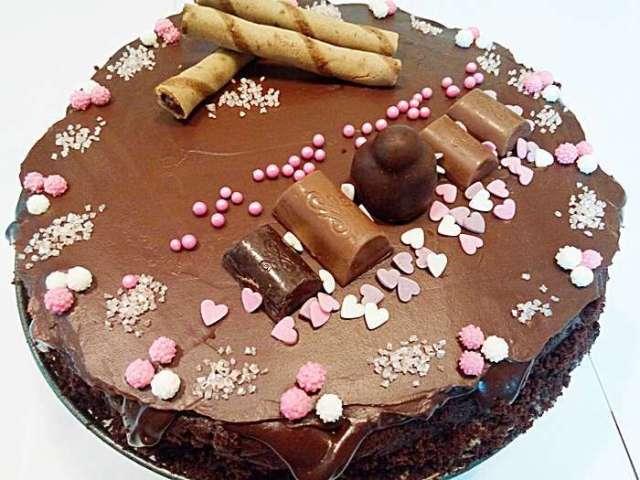 Tort cu ciocolata si ricotta