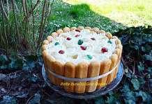 Tort fara coacere cu mascarpone, frisca si iaurt