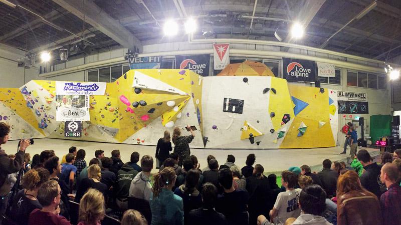 NSKB 2015 finale boulders