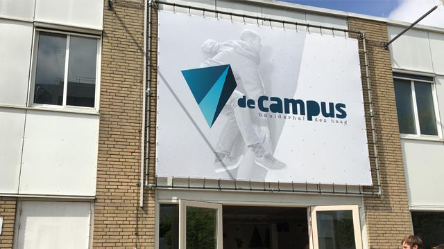 Boulderhal De Campus
