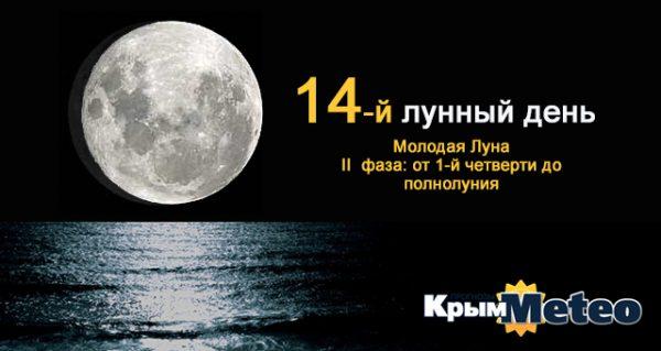 Сегодня — 14 лунные сутки. Анализируйте и ставьте точки над «i», иначе потом будет поздно