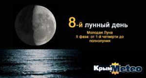 Сегодня - 8 лунные сутки. Критикуем! Но... себя. А заодно вспоминаем прошлое и голодаем