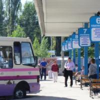 В Крыму междугородние автобусы летом перевезли почти 3 миллиона пассажиров