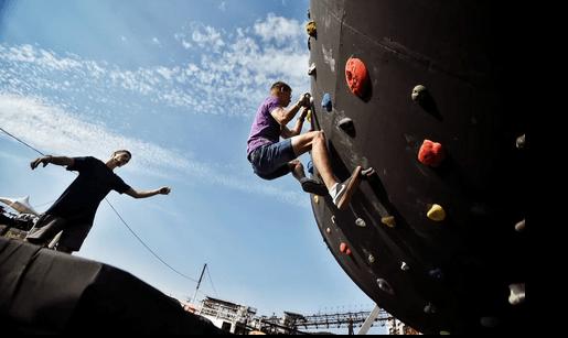 Фестиваль экстремальных видов туризма «XFEST 2020» в Севастополе. Как это было