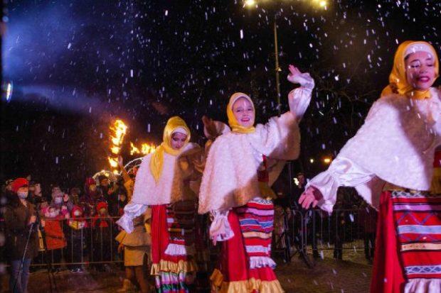 Арт-кластер «Таврида» подарит жителям Судака необычную новогоднюю елку