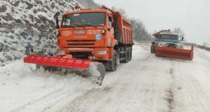 Служба автодорог Крыма: проезд на плато Ай-Петри ограничен