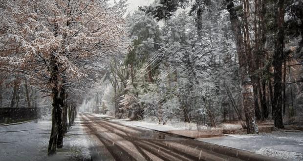 Идёт тёплый атмосферный фронт. Прогноз погоды в Крыму на 21 января