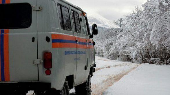 Спасатели Крыма дежурят в местах массового отдыха