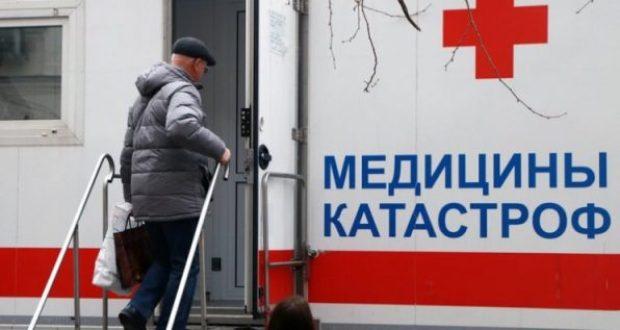 В Севастополе работают мобильные пункты вакцинации от COVID-19